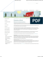 Elements of a Diverse Workforce _ Diversity at Work _ HR Toolkit _ Hrcouncil