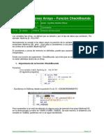 Supervisar Acceso Arrays - Función CheckBounds
