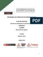 Modelo Entregable Final