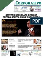 Jornal Corporativo Número 3047 de 05 de Fevereiro de 2019