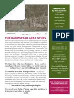 Hampstead Area Study