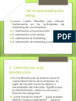 Filosofias de la administración del marketing-1