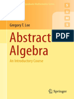 [Springer Undergraduate Mathematics] GregoryT.Lee - Abstract Algebra An Introductory Course (2018, Springer).pdf