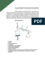 Tipos de Destilaciónes