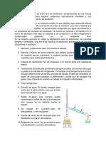 Tipos de Destilaciónes 2