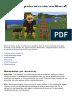 2-Regalo Guia de Crafteo Minecraft Windows 10