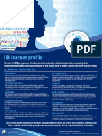 Aa Ib Learner Profile