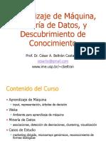 Dm01 Introduccion Ml Data Mining