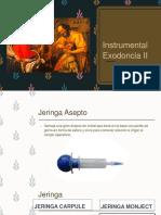 exodoncia instrumental