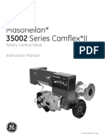 Rotary Valve 35002 Series (Camflex II) Instruction Manual