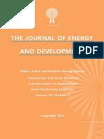 """Natural Gas and Socio-Economic Transformation in Mozambique"