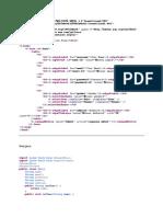 Ejemplo Funcional de JSF