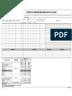 200-F-1-11 Reporte de Analisis Microbiologicos de Agua