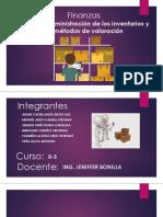 Administracion de Inventarios 8-3