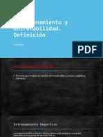Introduccion Entrenamiento Total