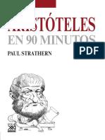 Strathern, Paul - Aristóteles en 90 minutos.pdf