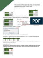 Escenarios en Excel