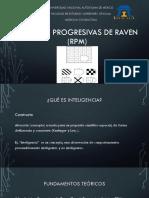 Matrices Progresivas de Raven (RPM)