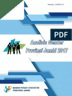 Analisis Gender Provinsi Jambi 2017