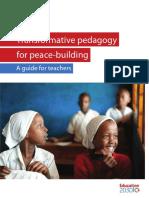 UNESCO Peace Pedagogy