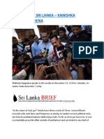 THE CRISIS IN SRI LANKA – KANISHKA GOONEWARDENA.docx