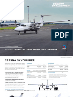 Cessna SkyCourier Product Card