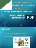 Clase No. 2 Placa Madre o Motherboard.pdf