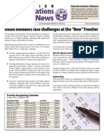 Frontier Communications Workers' News, October 2010