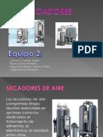 secadores de aire