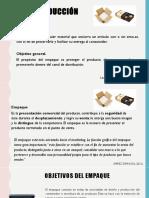 Presentacion Empaque