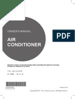 Owners Manual - Split Unit