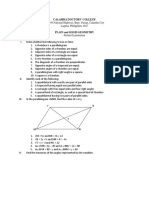 CDC Prelim Geometry