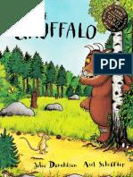 Skazka the Gruffalo Julia Donaldson