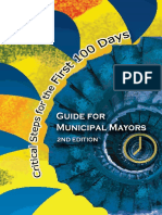 Guide to Municipal Local Chief Executive Vash