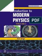 近代物理_Singh   Introduction to Modern Physics