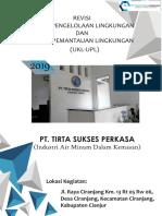 Cover PT Tirta