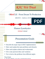 173_Oracle RAC From Dream To Production_1.0.0 - Copy.ppt