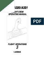 Airbus A319 A320 A321 Flight Crew Operating Manual FCOM VOL 3