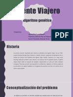 Agente Viajero-Algoritmos Geneticos