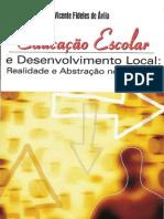 Educação Escolar e Desenvolvimento Local