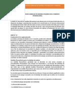 Reglamentacion Del Embalaje de Madera Utilizado en El Comercio Internacional