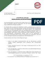 AF 2019 02 Fluechtlinge Sicherheitsdekret