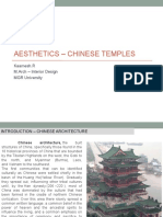 Aesthetics – Chinese Temples