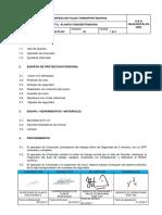 PETS-SGK-PC-007 Limpieza de Fajas Transportadoras