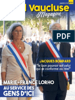 Nord-Vaucluse Magazine N°11