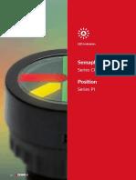 DOMO Semaphore and Position LED Indicators 201805