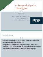 Kelainan kongenital pada diafragma.pptx