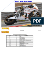 Moto 2 Mir Racing (English)