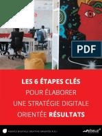 Livre Blanc 6Etapes Pour Elaborer Une Strategie Digitale