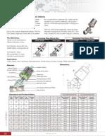 V500 Pneumatic Angle Seat Valves
